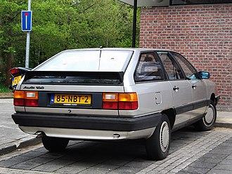Audi 100 - Avant (pre-facelift)