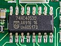 Auerswald COMfort 2000 Base - controller - Philips 74HC4053D-0251.jpg