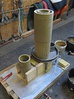 Stufa a razzo wikipedia for Stufa rocket