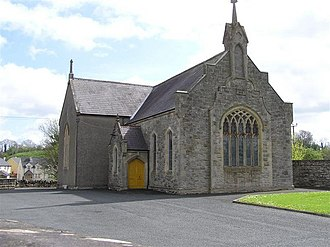 Aughnacloy, County Tyrone - Aughnacloy Presbyterian church