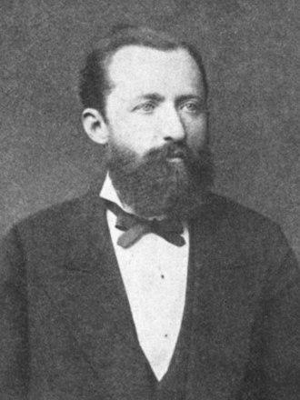 August Šenoa - Image: August Šenoa