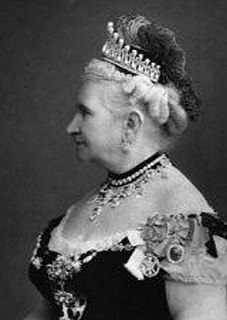 Princess Augusta of Cambridge Grand Duchess of Mecklenburg-Strelitz