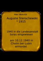 Auguste Stenschewski