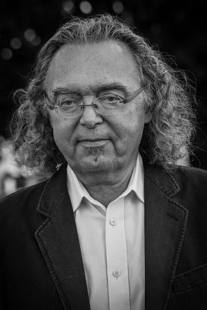 Augustin Berque - Augustin Berque, September 2014.