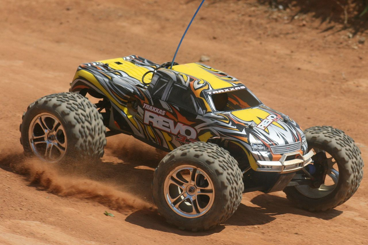 Remote Cars Racing Tracks And Steering Boxes