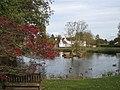 Autumn colour at Hanley Swan - geograph.org.uk - 1566859.jpg