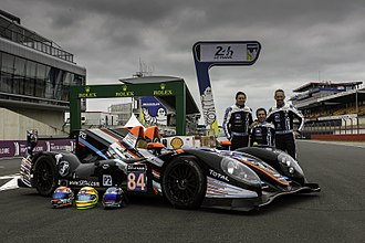 2016 24 Hours of Le Mans - SRT41 by OAK Racing No. 84 Morgan LMP2, First Garage 56 entry to Finish the 24 Hours of Le Mans