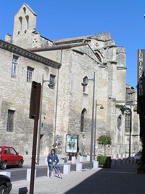 François Guillaume de Castelnau-Clermont-Ludève - Church of Celestines, Avignon