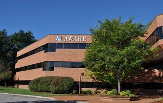 Aware, Inc. - Headquarters in Bedford, Massachusetts