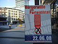Bürgerbegehren Ostring, Juni 2008.JPG