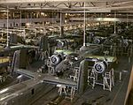 B-25 final assembly line at North American Aviation's Inglewood.jpg