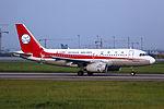 B-6419 - Sichuan Airlines - Airbus A319-133 - CAN (16164721443).jpg
