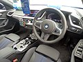 BMW 118i M Sport (F40) interior.jpg
