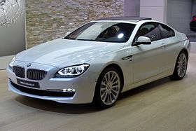 Bmw 6 Series Wikipedia