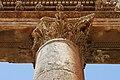Baalbek - temple de Jupiter - chapiteau.jpg
