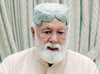 Khair Bakhsh Marri Politician