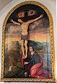 Baccio da montelupo, crocifisso (1505-10) e ridolfo del gh. e michele tosini, maddalena e suora, 1525-30, 01.JPG