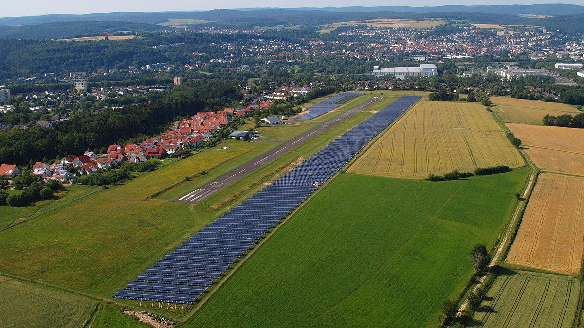 Flugplatz Bad Hersfeld – Wikipedia