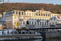 Nobel Hotel Bad Fussing