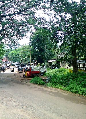 Panathur - Balanthode Junction, Panathur