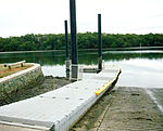 Bald Hills Boat Ramp Pontoon (7161933022).jpg