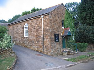 Balscote - Image: Balscote Methodist church