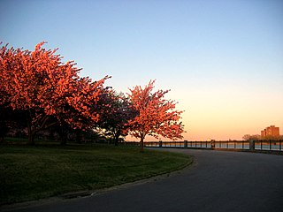 Druid Hill Park urban park in northwest Baltimore, Maryland