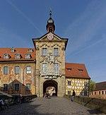 Bamberg Altes Rathaus BW 7.jpg