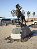 Bamse the famous sea dog of Montrose - geograph.org.uk - 1656784.jpg