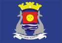Bandeira da Estância Balneária de Guarujá