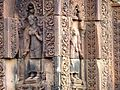 Banteay Srei - 041 Devatas (8582616884).jpg