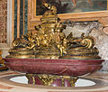 Baptismal fonts Saint Peter's Basilica Vatican City 2.jpg