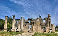 Baram ancient synagogue (26715813362).jpg