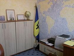 foreign affairs betty bøsse blue tønsberg