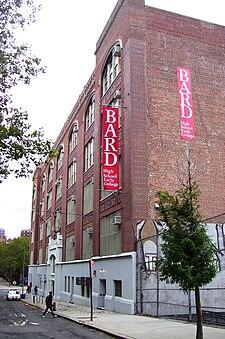 Bard High School Early College - Wikipedia