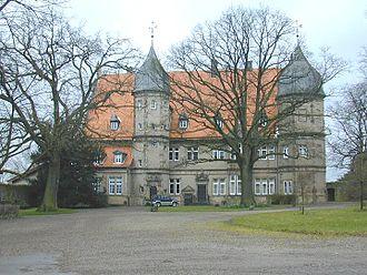Barntrup - Image: Barntrup schloss
