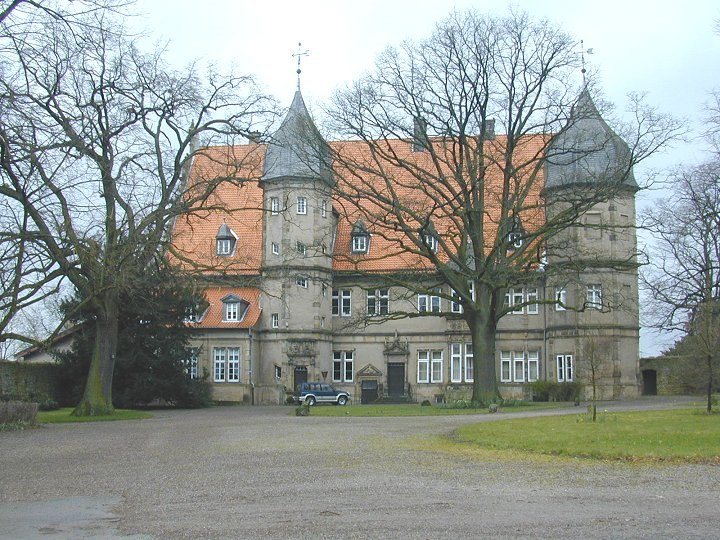 Barntrup-schloss