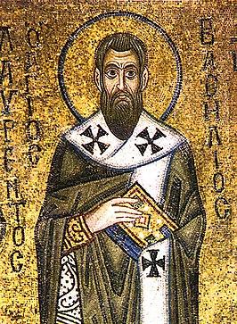 Basilius van Caesarea - Wikipedia