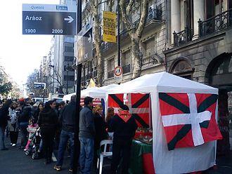 Basque Argentines - Basque festival, Buenos Aires