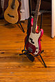 Bass Guitar & Acoustic Guitar (2015-03-01 by David Hilowitz).jpg