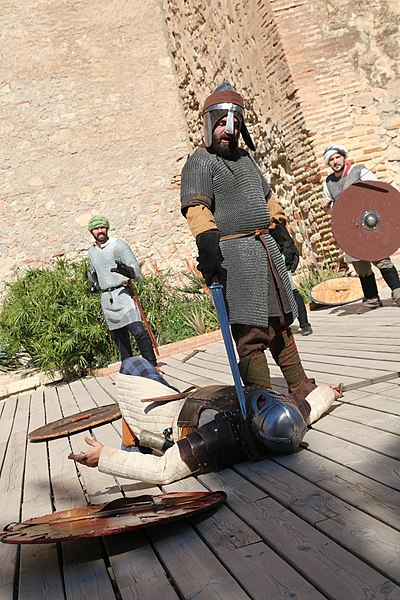 File:Batalla vikingos-andalusíes 11.jpg