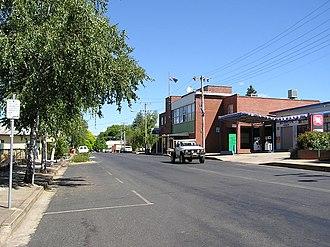 Batlow, New South Wales - Image: Batlow December 2005
