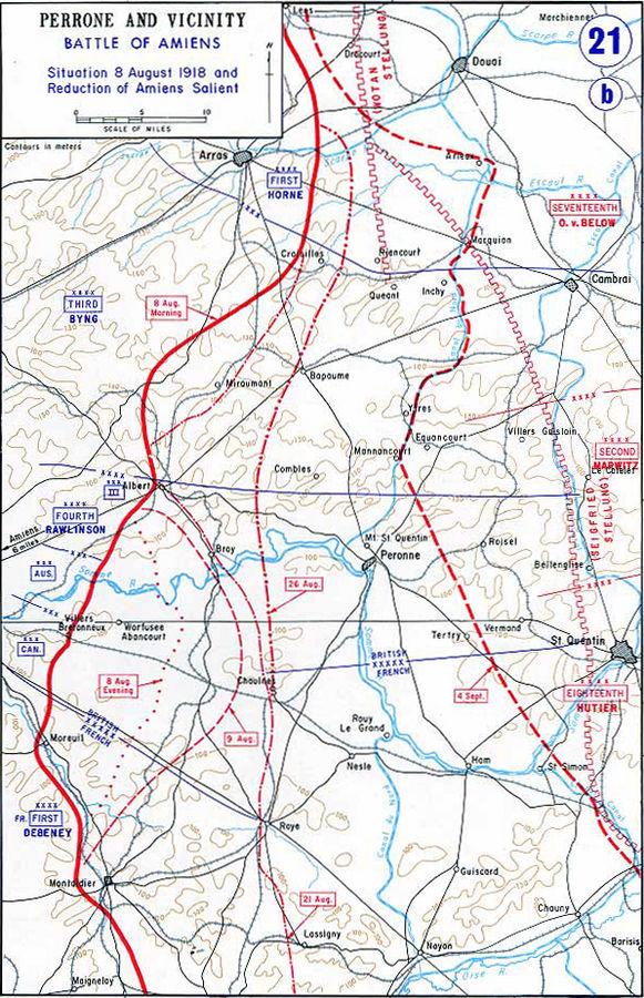 Second Battle of Villers-Bretonneux