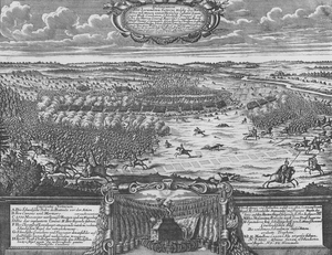1703 in Sweden - Battle of Saladen, 1703