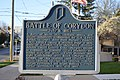 Battle of Corydon July 9, 1863 historical marker.jpg