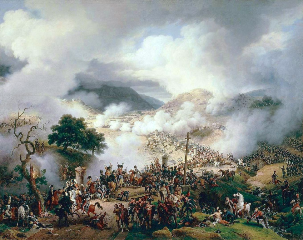 Battle of Somosierra 1808
