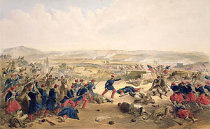 Battle of the Chernaya - Image: Battle of the Tchernaya, August 16th 1855