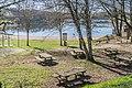 Beach of the Lac de Pont-de-Salars 01.jpg