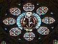 Beaumont-du-Périgord église choeur verrière centrale détail (4).JPG