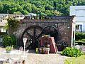Beaumont-le-Roger (Eure, Fr) roue d'eau.JPG